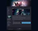 CSGO Wordpress Theme