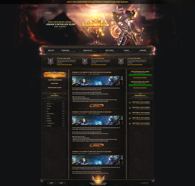 Lineage 2 Coolness PSD