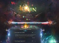 Aurora Magic Fantasy Website