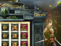 Samurai Casino Game Template