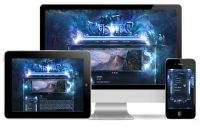 Castle Game Wordpress Template