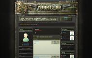 Clan Forum Skin