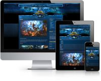 Craft Fantasy Wordpress Theme