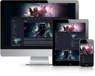 CSGO Wordpress Theme