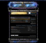 Elves Game Forum Skin V3