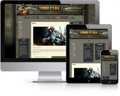 Desert Storm Wordpress Theme
