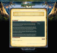 Dragon phpBB Forum Skin