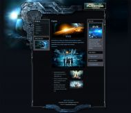 Eve SciFi Wordpress Theme