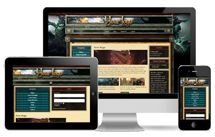 Fantasy Wordpress Theme