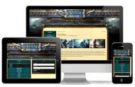 Fantasy Gaming Wordpress Theme