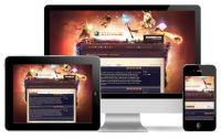 Game Portal Forum Skin