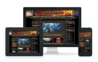 Hammerfall Wordpress Theme