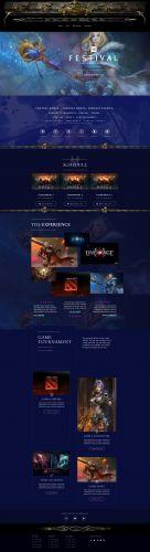 Immortal Wordpress Theme