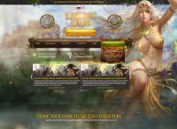 MMO Club HTMLTemplate