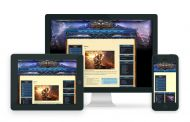 MMOG Wordpress Theme