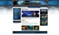 MMORPG Portal Template