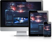 PVP War Joomla Template