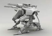 4 Walker 3d Robot