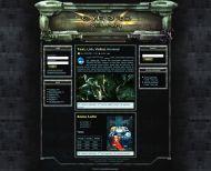 Sci-fi GameSite Drupal