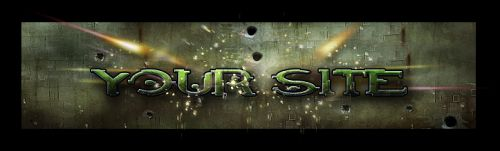 Space Marine Game Logo