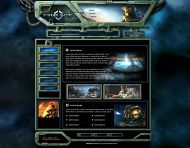 Space Web Template