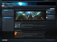 Starcraft vBulletin Skin