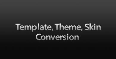 Template Conversion