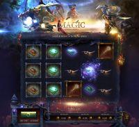 Magic Casino Game Template