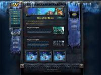 Fantasy Website Design