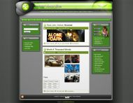 Xbox Wordpress Theme
