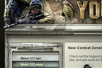 Combat Web Design