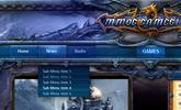 MMOG Website Template