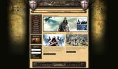 Templar Knights Joomla Template