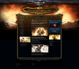 Roman Empire Joomla Template