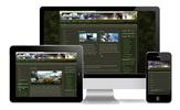 Warzone Green Wordpress Theme