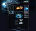 Eve SciFi Wordpress Theme