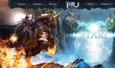 Knight Game Website Template