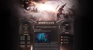 Hazy Fantasy Game Wordpress Theme