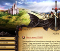 Dragon Land Website Template