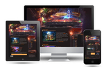 Legion Game Joomla Template