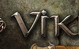 Viking game logo