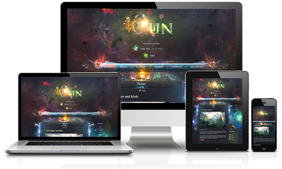 Aurora Wordpress Theme