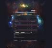 Aurora Game Forum Skin