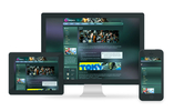 Esport Game Joomla Template