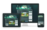 MineCraft Joomla Template