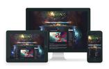 Awe Gaming Wordpress Theme