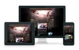 Dragon Warriors Wordpress Theme