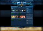 Craft Fantasy HTML Template
