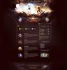 Fantasy World HTML Template