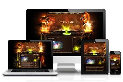 Valkyrie HTML Template